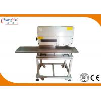 China Pneumatic Type Pcb Separator Tool CWVC-3 With Two  Linear Blade supplier
