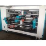 Semi Auto Stitcher Corrugated Carton Machine / Flexo Printing Machine For Carton for sale