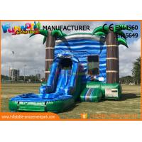 Large Inflatable Bouncer Slide Jumping House For Kids 3 Years And Above for sale