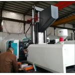 Automatic Plastic Injection Molding Machine 240 Ton Energy Saving 5.4*1.5*2m