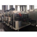 200 Pcs/ Min Flexo Printer Slotter Machine / Flexo Corrugated Machine For Carton Box for sale