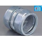 China Iso Certificate Emt Conduit And Fittings , Emt Compression Coupling Zinc Die Cast for sale