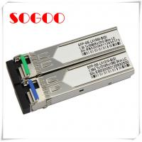 1310/850nm Single Mode Optical Transceiver Module 20km Sfp Transceiver Module 1.25g for sale