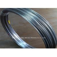 Bright Surface 316 Stainless Steel Wire Coil Hard Wire International Standards for sale