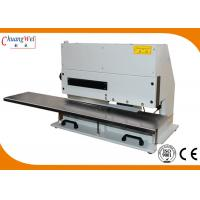 V Cut PCB depaneling machine for led separator with two linear blade for sale
