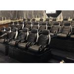 China Deeply Immersive XD Theatre 12D Flight Simulaitor Cinema In Egypt Militory Museum for sale