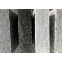Recycled 24mm Polyester Fiber Acoustic Privacy Panels For Desks for sale