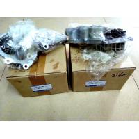 Engine Spare Excavator Hydraulic Parts , Hydraulic Oil Pump Steel Material for sale