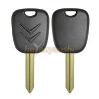 Citroen Transponder Key Shell SX9 Nickel Silver Blade And Best Replacment For Transponder Key Shell for sale