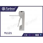 Bi - Directional Tripod Turnstile Gate Self - Recovery And Auto Re-Set Function for sale