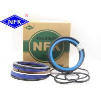 High Pressure Mechanical Seal Kit , Mechanical Shaft Seal With Dustproof Lip for sale