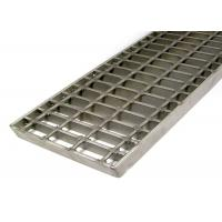 Light Weight Stainless Steel Mesh Grate Open Steel Floor GratingWith Clips for sale