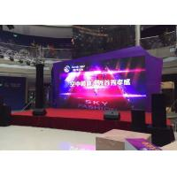 P6mm full color indoor  P2 P2.5 P3 P4 P5 P6 led video wall / indoor full color P6 led display for sale