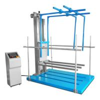 China Accurate Package Drop Testing Equipment , Carton Drop Fall Impact Test Apparatus With Ista Astm for sale