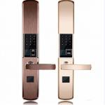 Intelligent Zinc Alloy Fingerprint Door Lock With Super C Class Cylinder