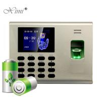 China Real Time Attendance Access Control System Multi Languages TCPIP USB Host for sale