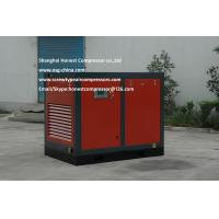 VSD Permanent Magnetic Low Noise Screw Air Compressor 75kw Variable Frequency Oil Injected for sale