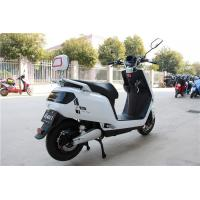 China 2 Wheel Electric Road Scooter 50 Km / H Max Speed Environmental Friendly for sale