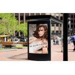 P2.571mm Digital Advertising Display Screens 169344 Pixel / Panel for sale