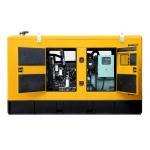 30000 Watt Residential Small Portable Diesel Generator Soundproof type for sale