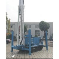 Multi Function Water Well Drilling Rig Track Mounted 200m Deep Water Hole for sale