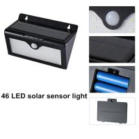 3 - 8M High Lumen Solar LED Garden Lights For Security Energy Saving for sale