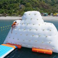 6mL X 4.5mW X 5mH Inflatable Water Sports Flame Retardant SGS ROHS for sale