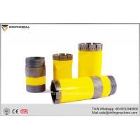 China Bx Nx Hx impregnated diamond core drill bits Geological Drilling Atlas Quality for sale