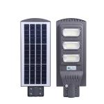 China ABS 6500K 60w All In One Led Solar Street Lights 150lm/W for sale