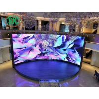 Hot LED stage LED screen, 3840 hz high resolution stage large background display concert for sale
