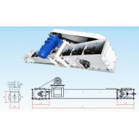 China GSS Series Horizontal Scraper Conveyor with wear resistance material for sale