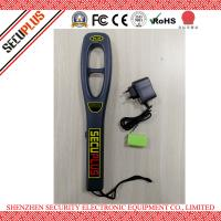 Handheld Body Scanner SPM-2009 Hand Held Metal Detectorwith CE approval for sale