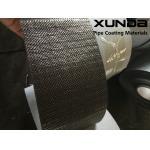 XUNDA T 500 Series Butyl Rubber Sealing Tape Polypropylene Fiber Woven for sale