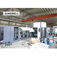 China Soft Drink Blowing Filling Capping Combiblock Liquid Production Line High - Speed for sale