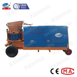5.5m3/h Guniting Concrete Spray Shotcrete Machine for sale
