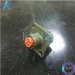 China EMI / RFI Shielding Waterproof Circular Connector , Mil Circular Connectors MS27513T08F35PN Anti Corrosion for sale