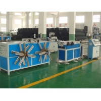 380V Plastic Pipe Winder High Stability For Rolling PE/PP/PVC Pipes