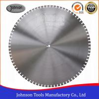 China 1200mm Diamond floor Saw Blade For Concrete And Asphalt Road Cutting for sale