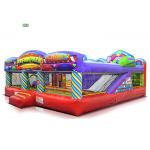 Fun Fair Park Play Inflatable Bounce House Combo 1 - 3 Years Warranty 120 KG Weight for sale