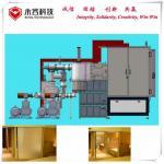 Decorative Glass Thin Film PVD Coating Equipment / Vacuum Multi - Arcs Ion Plating Machine for sale