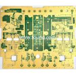 Copper Clad PCB Board 1 Oz Thickness Power Ipc 6012 Amplifier HASL Lead Free Surface for sale