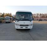 China Long Wheelbase Energy Saving RHD Business 30 Seater MiniBus Rear Axle Diesel factory