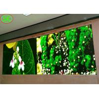Big P2.5 P3 P3.91 P4 P5 Led Screen Indoor Series Video Wall For Decoration for sale