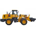 China Model 625B 2.5 Ton Mini Front End Wheel Loader Yellow Color With Joystick for sale