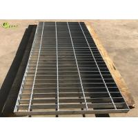 China Building Expanded Metal Galvanized Steel Bar Grating Weight Per Square Meter supplier
