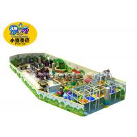 Security Soft Indoor Playground Equipment Environmental Protection for sale