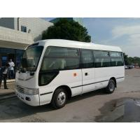 China 6 M Length Tour Sightseeing Open Coaster Minibus , Rosa Minibus JMC Chassis for sale