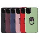 China New Shockproof Magnetic PC TPU Fundas Para Celular Phone Case For iPhone 11 for sale