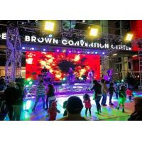High Refresh Rate P3.91 P4.81 Rental LED Display Outdoor Indoor Stage Backdrop LED Display Screen Wall for sale