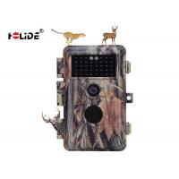 China Game Trail Camera Night Version 16MP HD 1920 X 1080P Video Hunters Wildlife Hunting Cam supplier